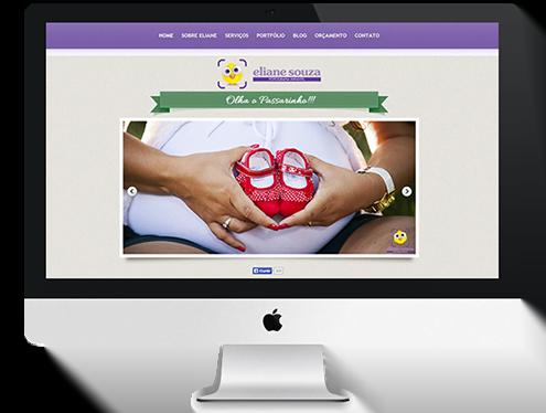 Criação de Web Site Fotografias