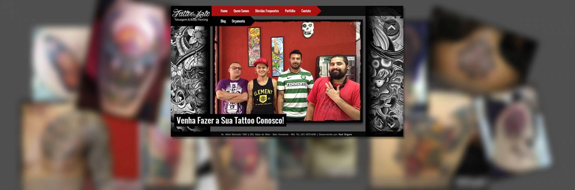 Site Tattoo Arte