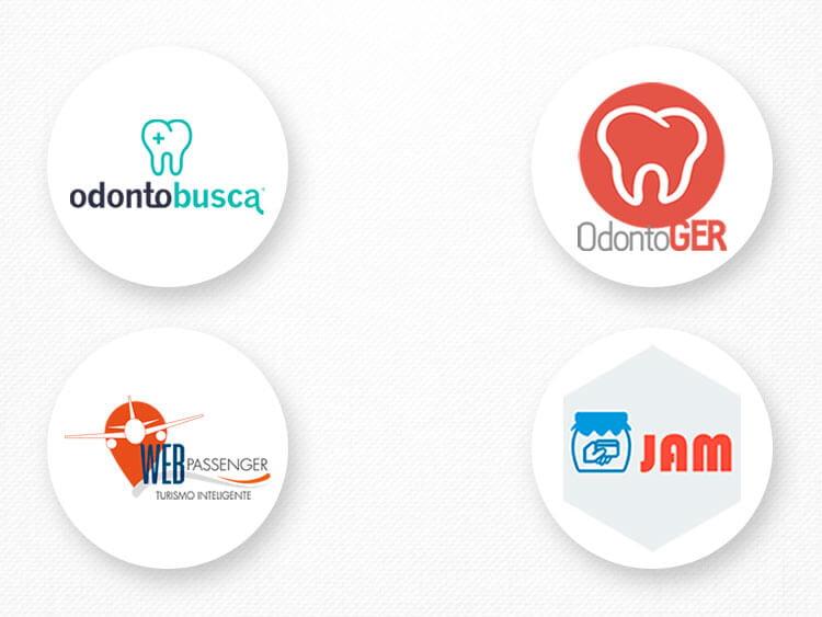 Criação de logo para empresas exemplos