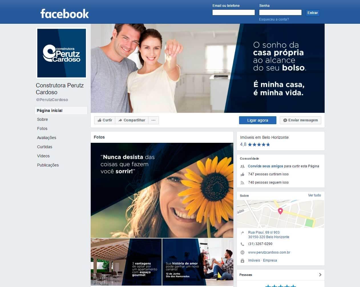 Fanpage Perutz Cardoso